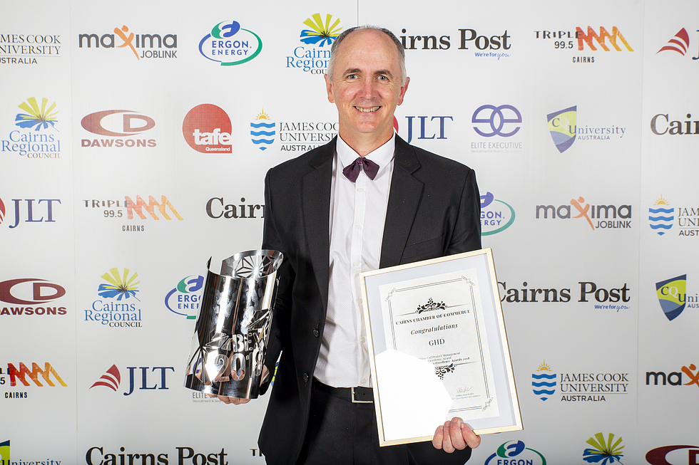 Cairns Business Excellence Awards - Cairns Chamber of Commerce